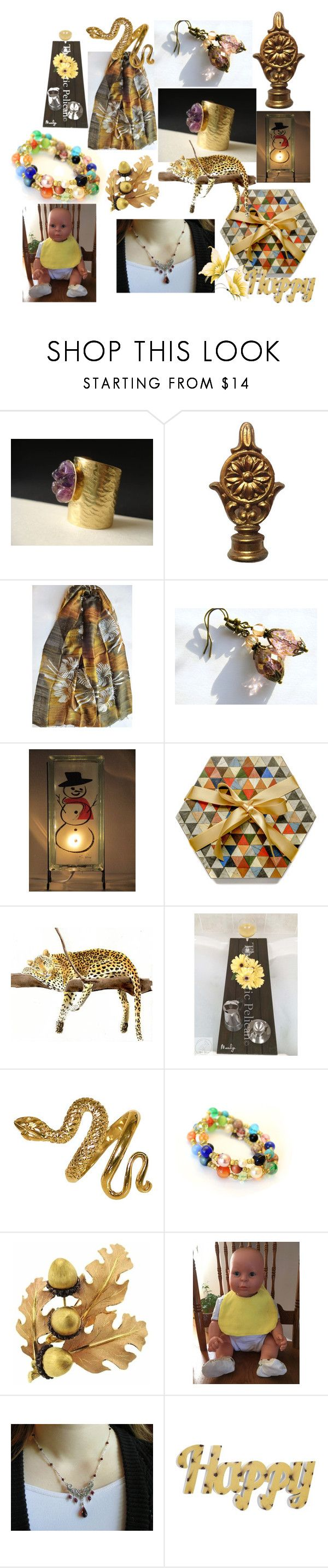 Great Gift Guide by anna-recycle on Polyvore featuring Buccellati, modern, rustic and vintage