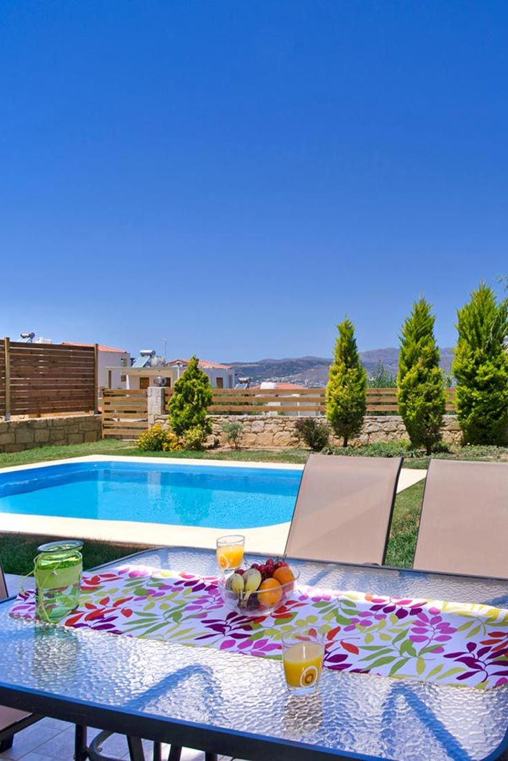 Villa Eleni in Tavronitis, Chania, Crete