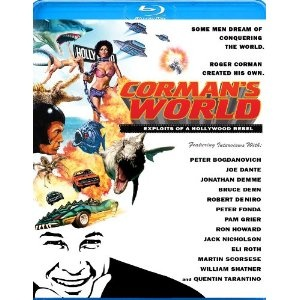 Corman's World (2011) 89min: Roger Corman produced over 200 films in Hollywood and never lost a penny on his low-budget movies. this documentary chronicles how Corman created his cult film empire, one low-budget success at a time, capitalizing on undiscovered talent, and pushing the boundaries of independent film making. (WATCH HERE FOR FREE) http://www.movie2k.to/Corman-s-World-Exploits-of-a-Hollywood-Rebel-watch-movie-1261840.html