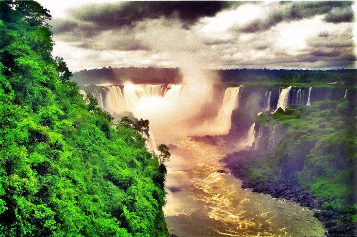 Argentina-Cataratas de Iguazu