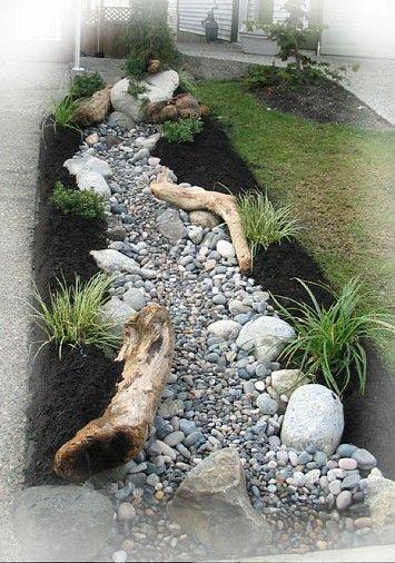 Suchý potok zmení vašu záhradu na nepoznanie - Záhradkárčenie - Záhrada a príroda   Hobby portál