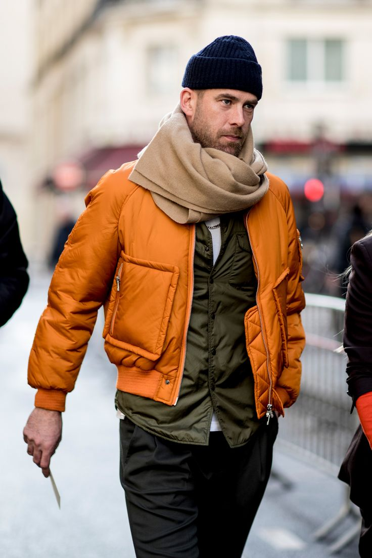Paris Fashion Week Men's Street Style Fall 2018 Day 3 - The Impression