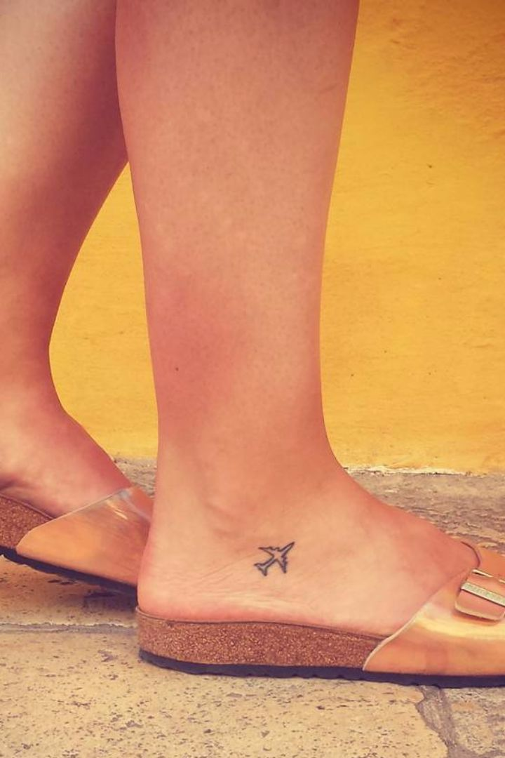 40 Tiny Travel Tattoos That Will Have You Planning Your Next Trip ASAP