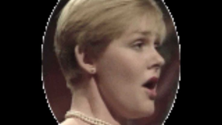 "BARBARA BONNEY ~ Mozart's ""Laudate Dominum"" K. 339 ~ improved HD AUDIO"