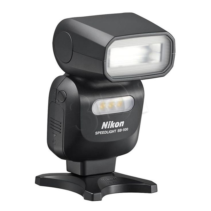 LAMPA BŁYSKOWA NIKON SB-500
