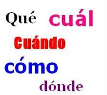 --- El acento enfático. http://www.rae.es/consultas/tilde-en-que-cuales-quienes-como-cuan-cuantoaosas-cuando-donde-y-adonde  http://hispanoteca.eu/Foro-preguntas/ARCHIVO-Foro/Qu%C3%A9%20y%20que.htm https://es.answers.yahoo.com/question/index?qid=20090825150339AAE95ow http://www.fundeu.es/recomendacion/como-cuando-y-donde-cuando-se-escriben-con-tilde-509/ http://blog.lengua-e.com/2011/que-con-tilde-y-que-sin-tilde/