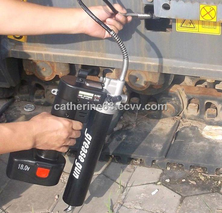 Battery Powered Grease Gun 18volt (LG1800) - China Grease Gun, Great