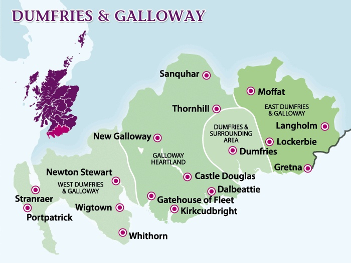 115 best scottish maps images on pinterest cards maps and scotland dumfries galloway south west scotland gumiabroncs Images