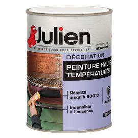 Peinture Haute température 0,125 L Incolore