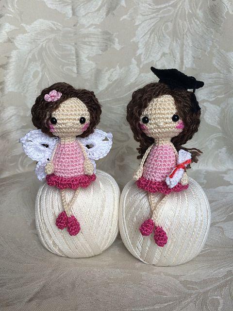 Xxl Amigurumi Hakelvorlage : Ravelry: cute Amanda - the little dolly pattern by Uljana ...