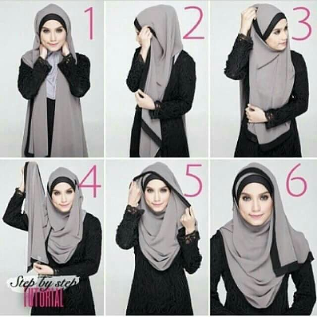 Tutoriels de Hijab6