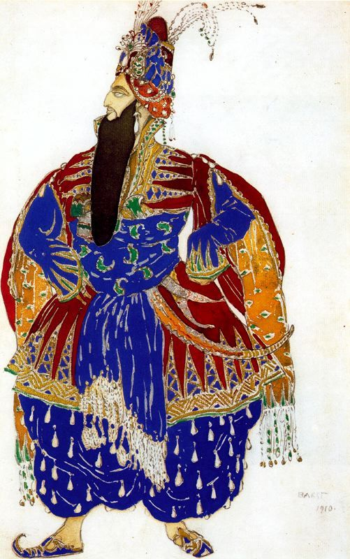 Inspiration For Poiret S Clothing Designs Costumes For