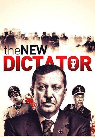 From a newspaper - German Bild calls Erdogan a dictator
