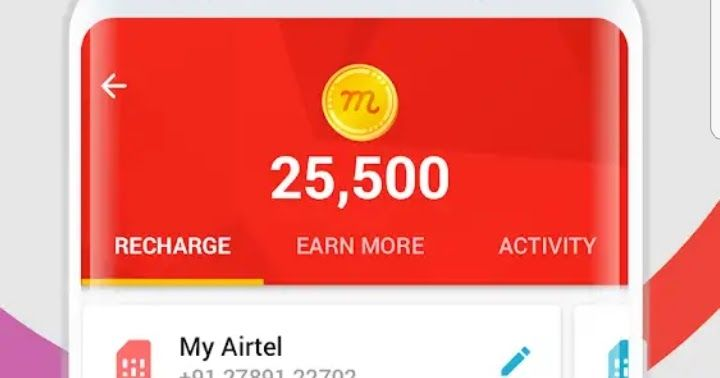 Free mobile recharge app,Best Free Recharge app,Free