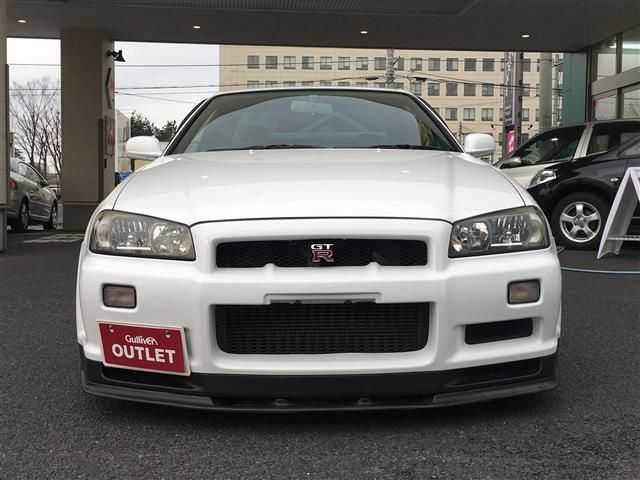 Photo of NISSAN SKYLINE GT-R / used NISSAN