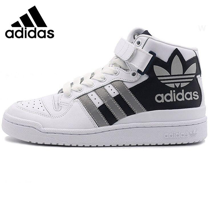 Originele Nieuwe Collectie 2017 Adidas Originals FORUM MID RS XL mannen  Skateboard Schoenen Sneakers