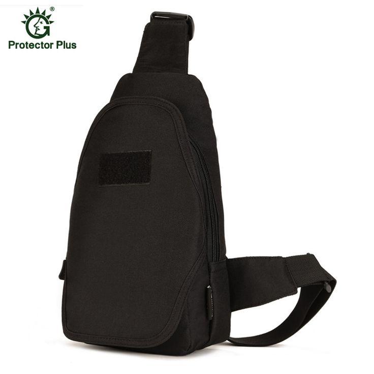 Men's bags tactics chest package ride one shoulder backpack bags fashionable leisure female shoulder bag  #Affiliate