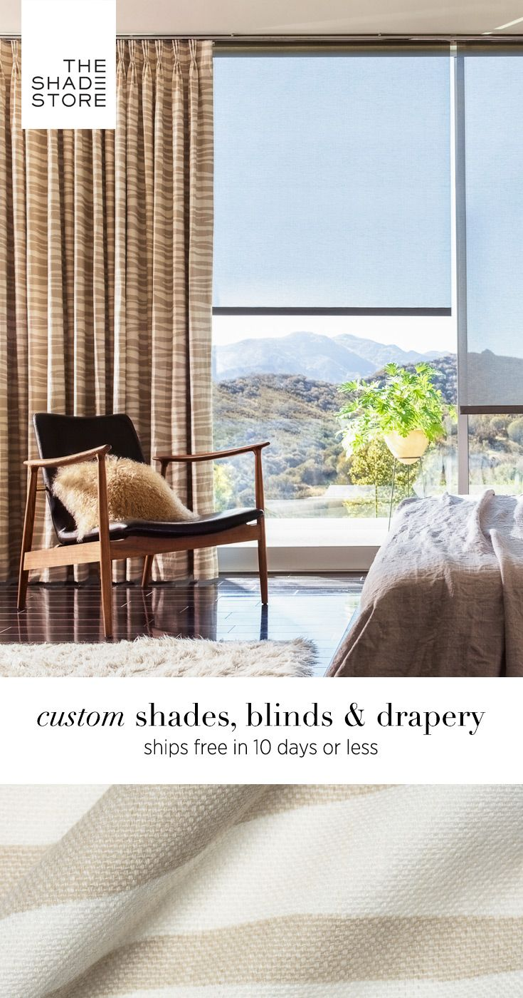 less for blinds drapes and