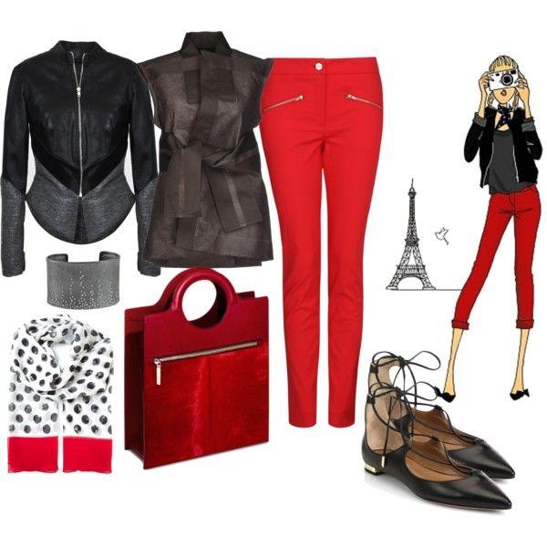 """Bonjour Paris!"" by ildikos on Polyvore"