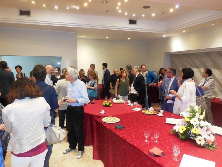 #EventoMetrico #1EM2017 @GUFPI_ISMA #ioMisuro #Lunch #Exchange #Sharing