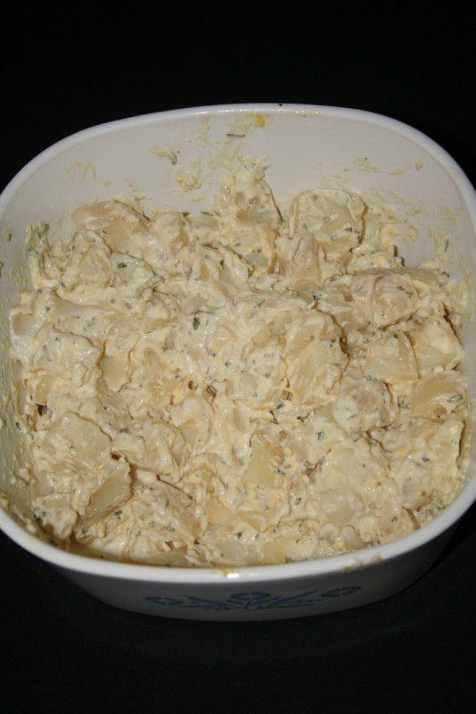 Potato Salad a South African Version