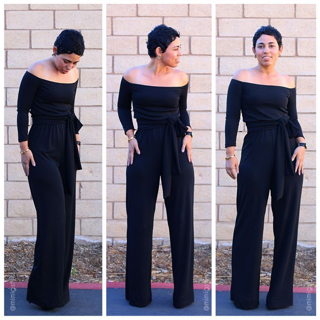Off The Shoulder Jumpsuit + Stitched9 Pre-Orders |Mimi G Style: DIY Fashion Sewing