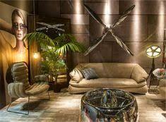 saloni 2018 Modern Sofas Modern Sofas Design  #Isaloni2018 #ModernSofas #ModernSofasDesign