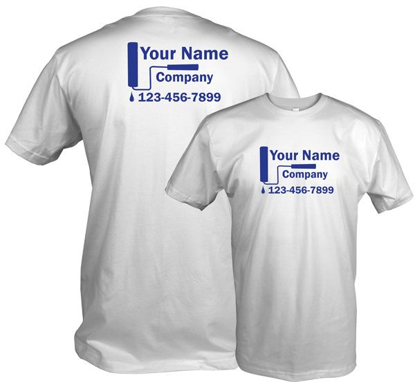 1000 images about custom print for painters on pinterest for Companies that make custom shirts