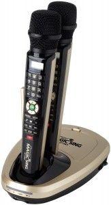 4. Entertech ET19K Magic Sing Karaoke Machine