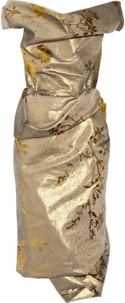 Vivienne Westwood Gold Label silkblend jacquard dress