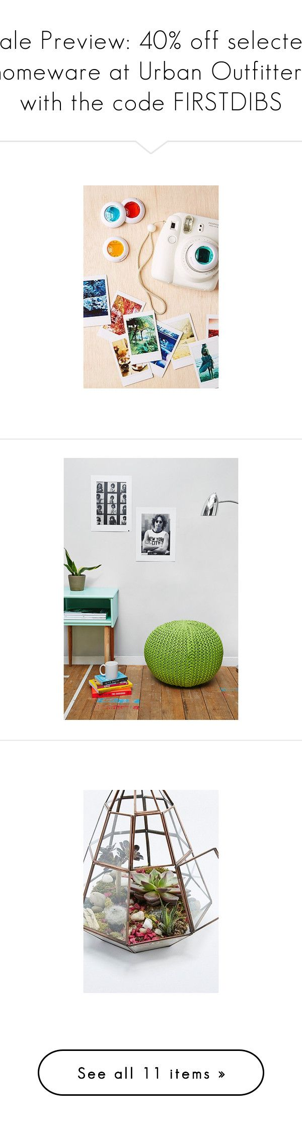 """""""Sale Preview: 40% off selected homeware at Urban Outfitters with the code FIRSTDIBS"""" by urbanoutfitterseurope ❤ liked on Polyvore featuring home, furniture, chairs, lime, lime green bean bag, lime green beanbag chair, lime green furniture, minimalist furniture, green furniture and home decor"""
