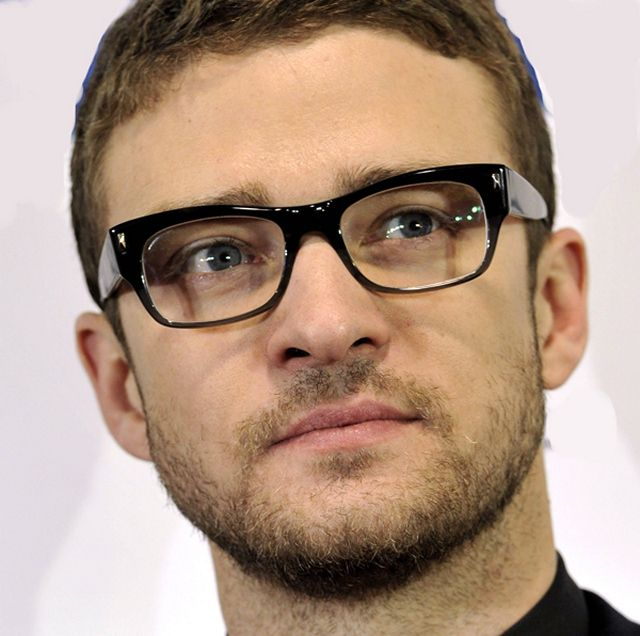 Justin Timberlake Glasses Hollywood Eyewear