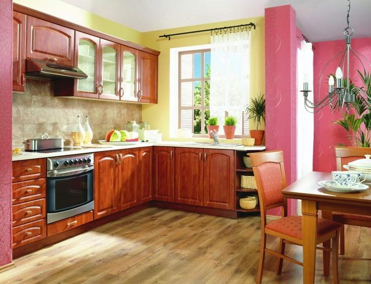 Rustikální kuchyně