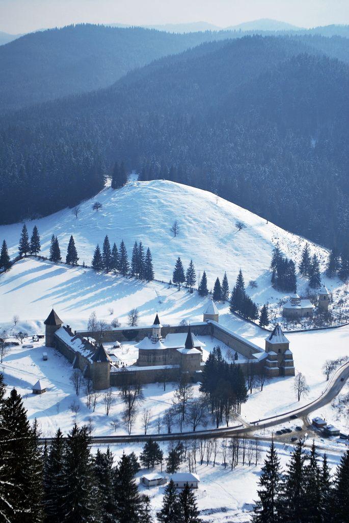 Sucevița Monastery, Romania