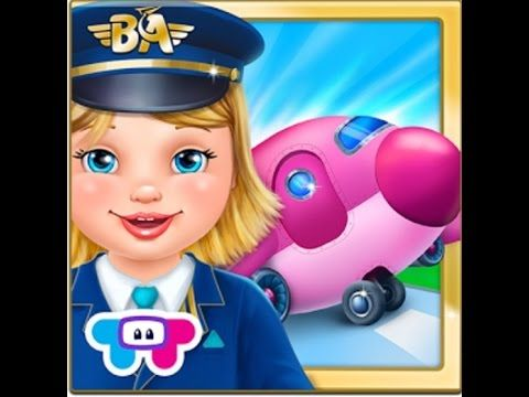 """Baby Airlines""""Tabtale Casual""""Android Gameplay Video"""