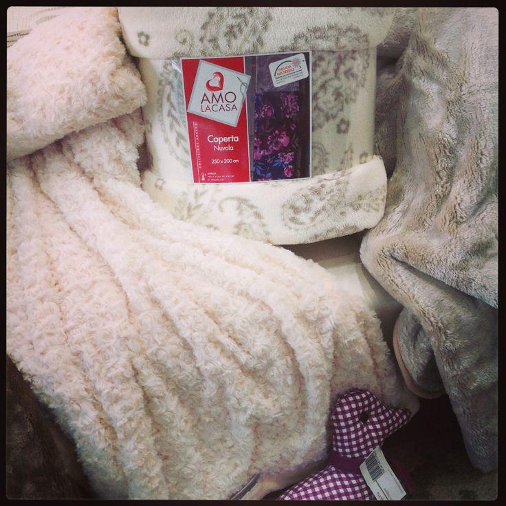 Te Amo casa blankets
