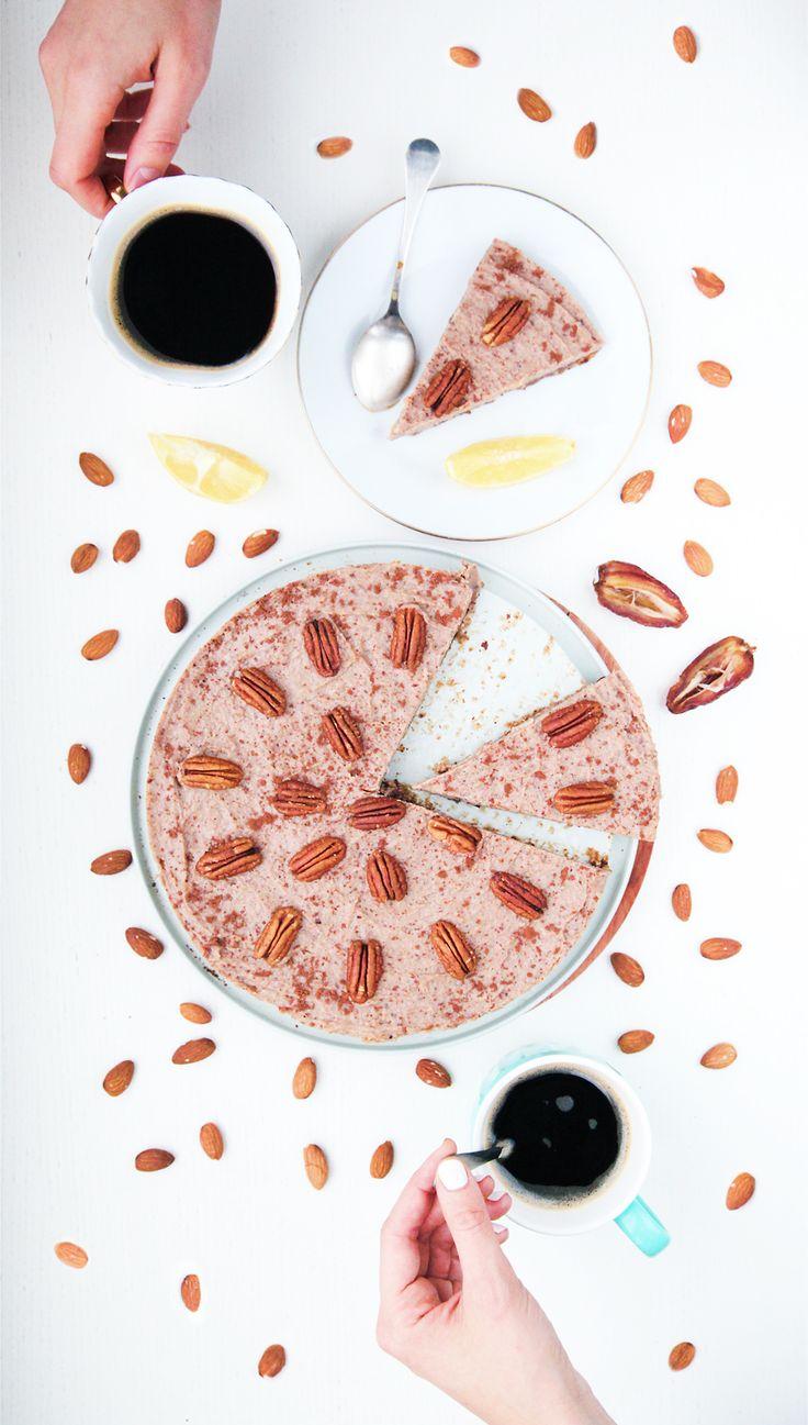 Пекан пирог салатшоп salatshop