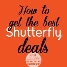 How to get the best shutterfly deals  The Ultimate Pinterest Party, Week 64