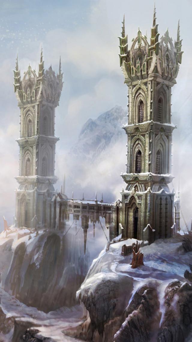 rift, games, Architecture