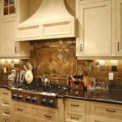 Kitchen Backsplash For Cream Cabinets 69 best kitchen remodel images on pinterest | kitchen, kitchen