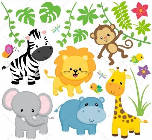 17 ideen zu safari kinderzimmer auf pinterest for Wanddeko baby