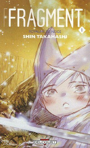Fragment Vol.1 - Shin Takahashi, Elodie Lepelletier - Amazon.fr - Livres