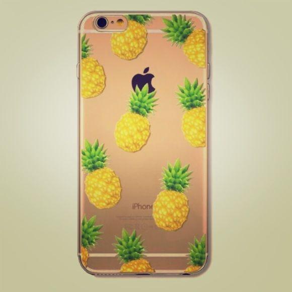 Super cute iPhone 6 case Super cute never used case Brandy Melville Accessories Phone Cases