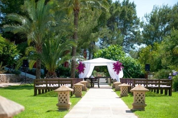 6 lugares bonitos para celebrar una boda con encanto - Lugares con encanto ...