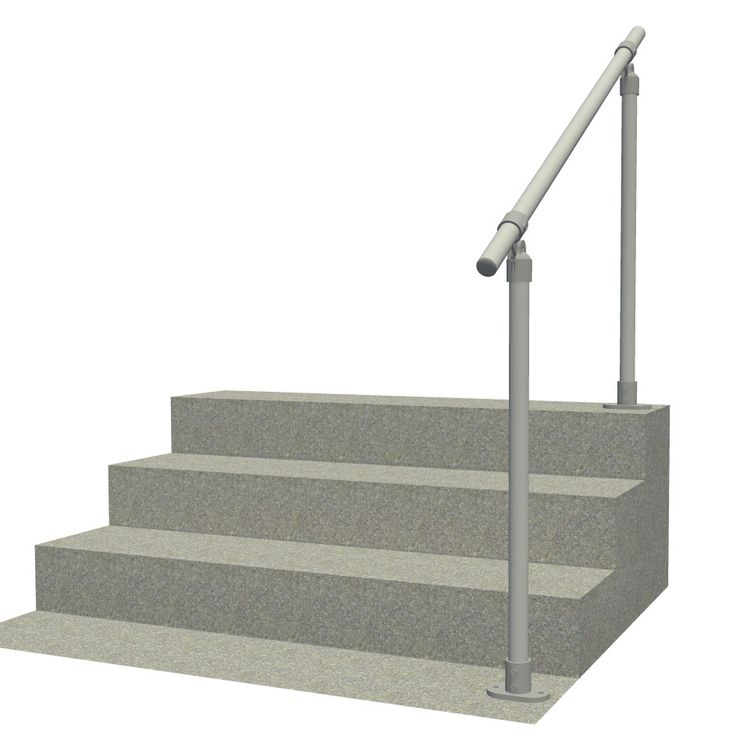 Surface C50 - Surface Mount Railing | Stair railings ...