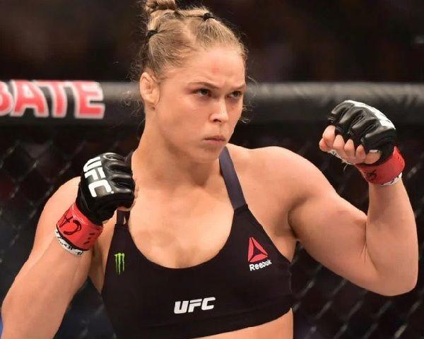 Ronda Rousey Amanda Nunez: Cris Cyborg Match If Rowdy Wins - http://www.morningledger.com/ronda-rousey-amanda-nunez-cyborg/13111138/