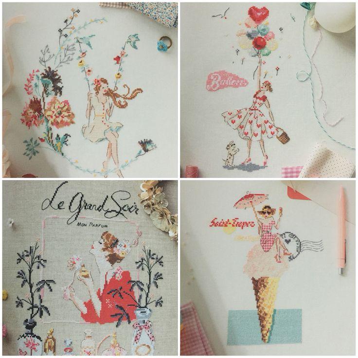 Helene Le Berre - icones de mode