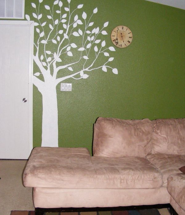 Best Ideas Best Of How The Tekhnik To Make Creative Wall Painting Ideas  With Creative Accent Wall Ideas Creative Do It Yourself Wall Art Ideas  Creative Wall ... Part 80