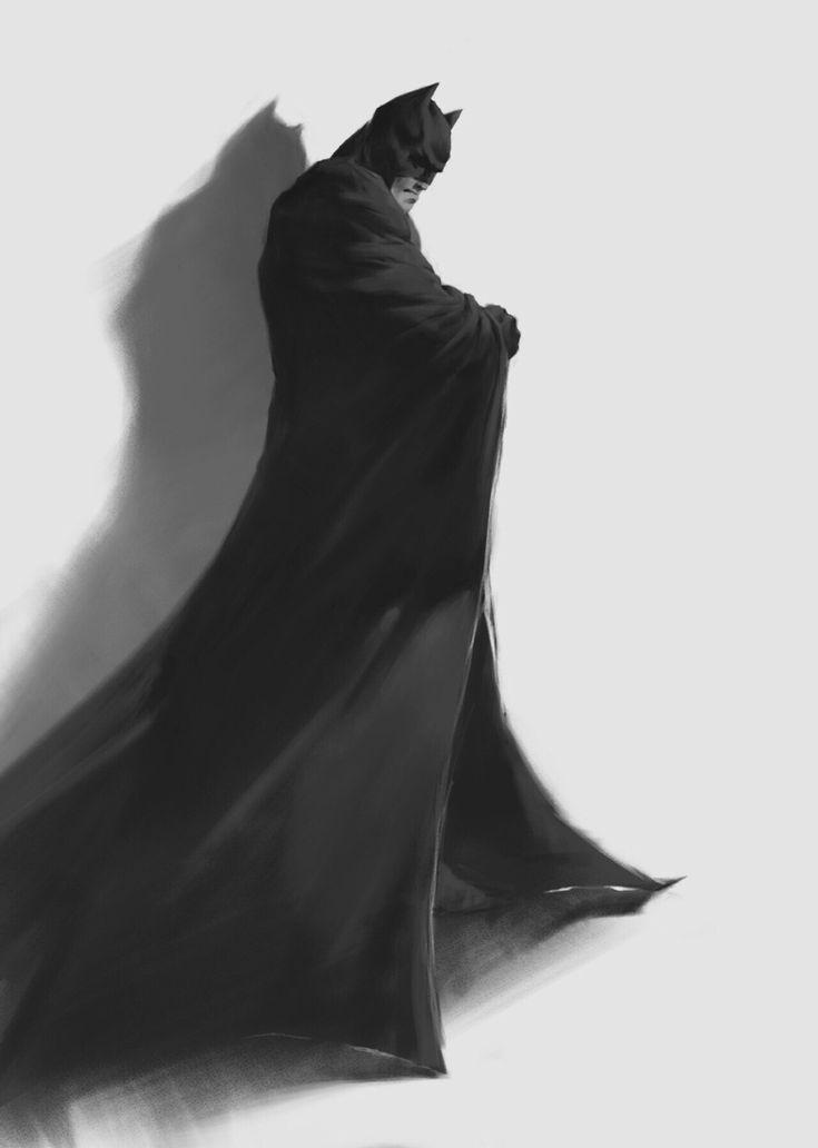 Batman by Roman Cherepov