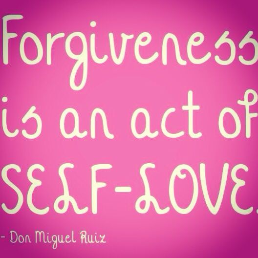 Forgiveness Is Divine Quote: #forgiveness Is An Act Of Self #love. #reiki #healing